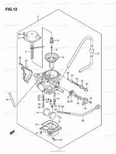 30 Suzuki Eiger Parts Diagram