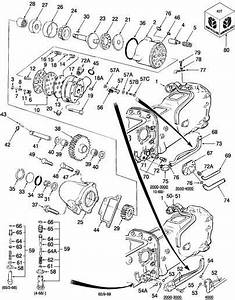 Ford 2000 Tractor Hydraulic Pump Diagram