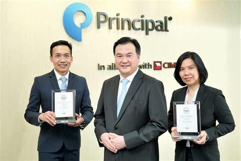 บลจ. พรินซิเพิล รับ 2 รางวัลระดับเอเชีย จากเวที Asset ...