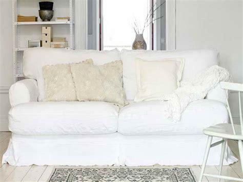 shabby chic white sofa white sofa covers your sofa set looks exceptional home interior design