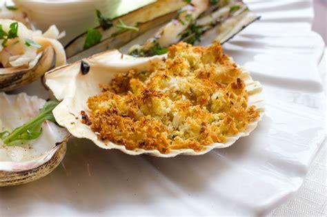 cuisine coquille st jacques coquilles st jacques 224 la bretonne cuisine az