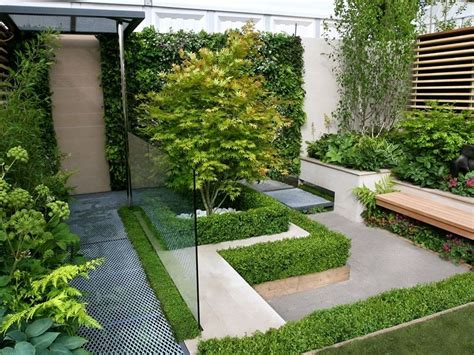 creative minimalist garden designs ideas decor