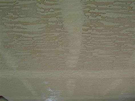 Ceiling Texture Styles by How To Apply A Skip Trowel Texture