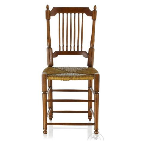 chaise bois paille chaise ancienne bois et paille louis xvi saulaie