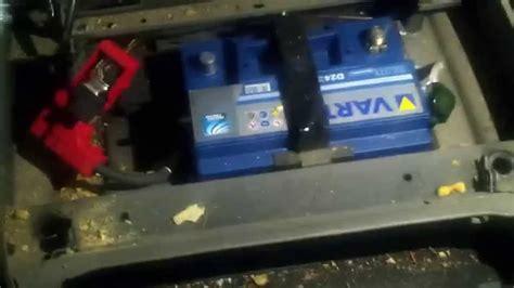 démontage siège conducteur xsara picasso