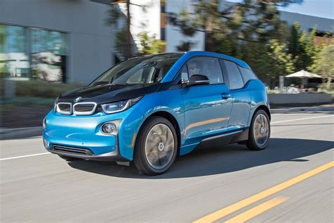 bmw  range extender  test review motor trend