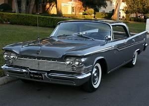 Classic Winged Survivor - 1959 Chrysler Windsor Golden Lion - 38k Miles For Sale