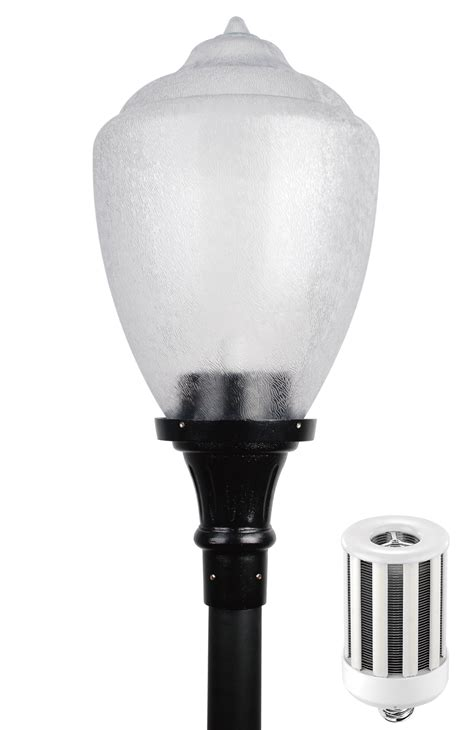led post top light fixtures architectural area lighting