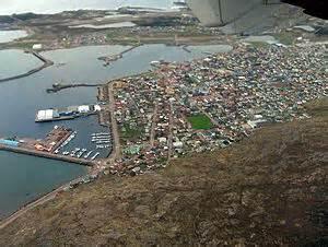 ミクロン島:... サンピエール島・ミクロン島