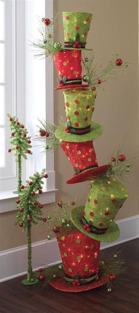 raz  holiday  ice decorated christmas trees trendy