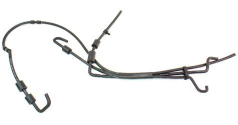 vacuum hoses lines 04 05 vw jetta golf mk4 tdi bew 038 131 605 aa