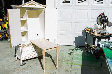 diy craft cabinet ken wingard s diy craft armoire home family hallmark