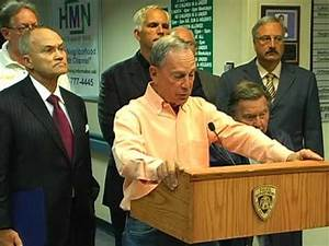 Mayor Bloomberg Updates New Yorkers on the Shooting of ...