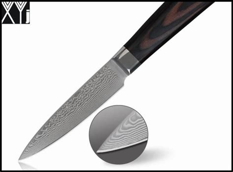 best professional kitchen knives xyj brand 3 5 inch paring knife japanese aus 10 steel