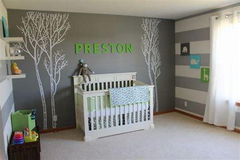 decoration chambre bébé garçon décoration chambre bébé 39 idées tendances