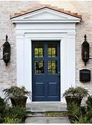 Navy Blue Front Door Paint by Navy Blue Front Door Decoist