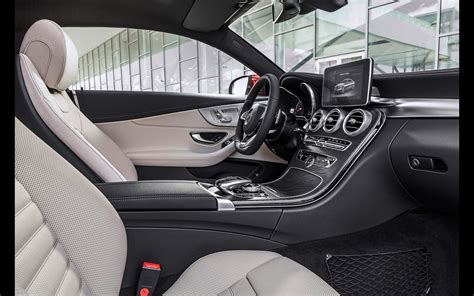 The interior benefits are clearly visible thanks to the interior light package. Mercedes-Benz: C-Class News **2016 Coupe Versions Revealed (page 26)** - Page 26 - AcuraZine ...