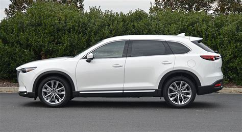 2018 Mazda Cx9 Awd Signature Review & Test Drive