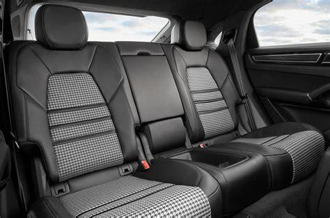 Cayenne Back Seat by Porsche Cayenne Coupe New Bmw X6 Rival Revealed Autocar