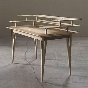 Bureau Contemporain Design : bureau 10 meubles design d montables pour travailler c t maison ~ Teatrodelosmanantiales.com Idées de Décoration