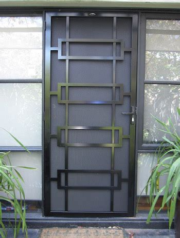 Steel Security Door Cost  Security Door Prices