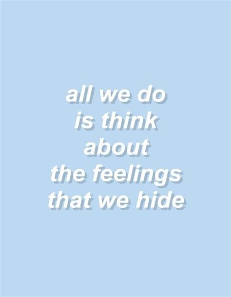 def  wallpaper pastel blue aesthetic quotes quote