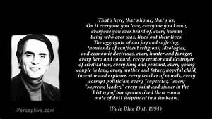 Carl Sagan - To... Sagan Famous Quotes