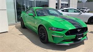 2019 Ford Mustang GT - Need for Green - YouTube