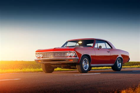 7 Best American Muscle Cars of All Time - Motor Era