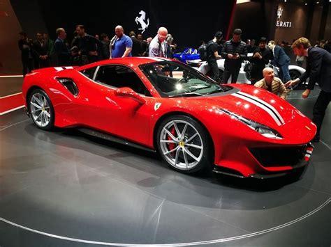 Autoshow De Ginebra 2018  Ferrari 488 Pista 2019, Alma