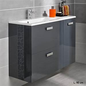 meuble bas salle de bain profondeur 30 cm With vasque salle de bain profondeur 35 cm