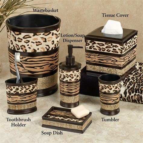 Leopard Print Bathroom Set Walmart by Bathroom Decor Set Size Of Bathroom Design Plastic