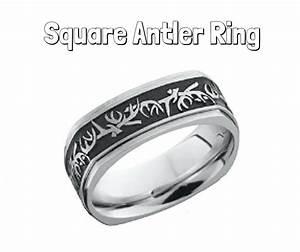 top deer hunter wedding bands for men camokix With deer hunting wedding rings