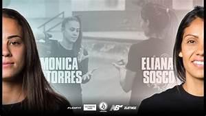 Monica Torres & Eliana Sosco: Head To Head   WBATB - YouTube