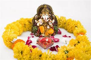 why tulsi is not offered to lord ganesha ganesha stories