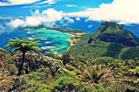 Lord Howe Island, Australia.