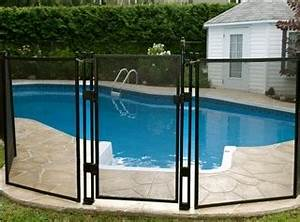 Cloture Souple Piscine : cl ture de piscine enfant s cure ~ Edinachiropracticcenter.com Idées de Décoration