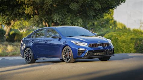 kia forte gt 2020 2020 kia forte gt top speed