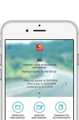 directe assurance auto application mobile direct assurance