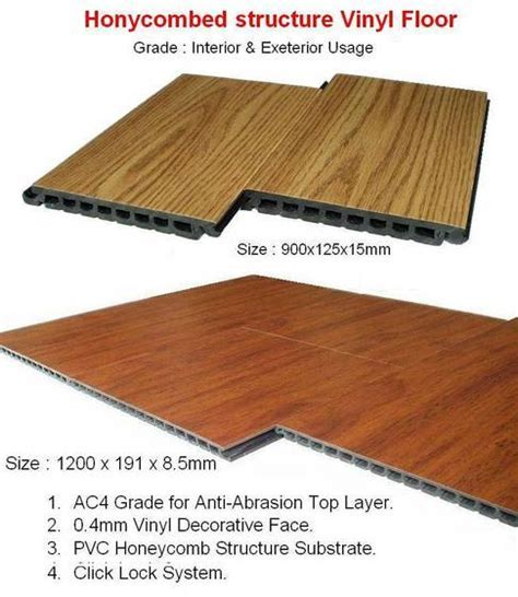Sell Honeycombed PVC Flooring(id:2651726) from TomRich