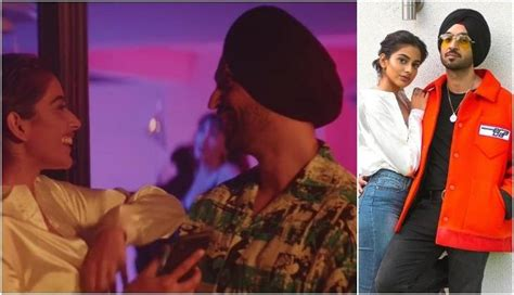 Diljit Dosanjh Collaborated With