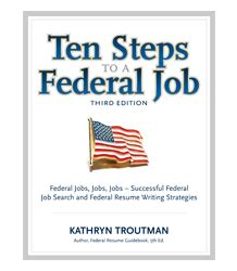 Electronic Federal Resume Guidebook by Kathryn Kraemer Troutmanfederal Resume Guidebook Fourth Federal Resume Guidebook Strategies For