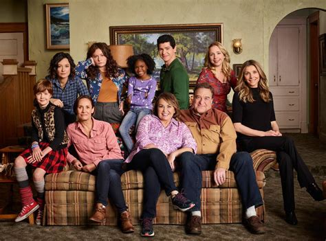 roseanne revival opening credits    nostalgia loving heart swoon  news
