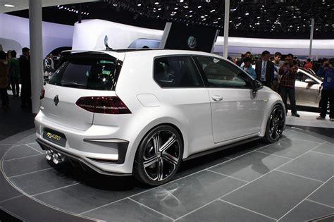 Volkswagen Golf R400 Concept Beijing 2018 Photo Gallery
