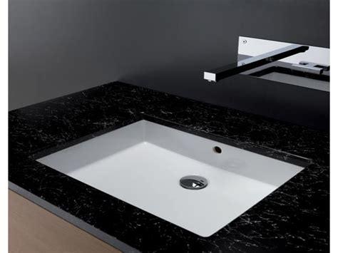 Contemporary Vanity Sinks, White Undermount Bathroom Sink