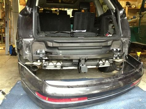 trailer hitch install page  audiworld forums