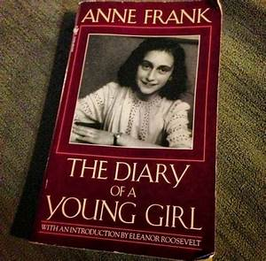 This 'Diary of Anne Frank' book cover is way too sexy