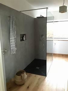Bad Mit Holz : beton und holz im bad 2 interiors bath and walls ~ Sanjose-hotels-ca.com Haus und Dekorationen