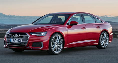 Audi A6 2019 by 2019 Audi A6 Revealed Look And You Might See An