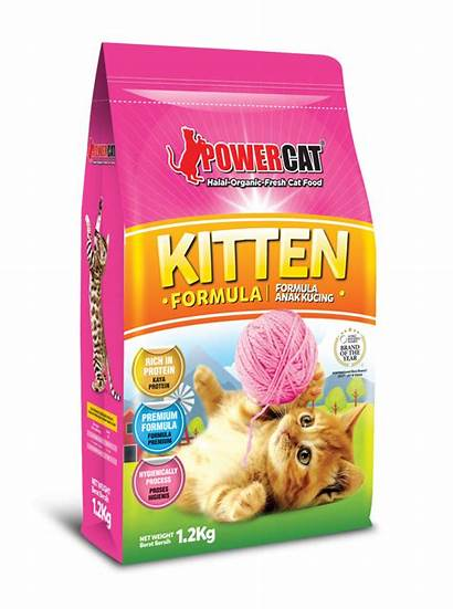 Cat Kitten Power Formula Makanan Kucing Dry